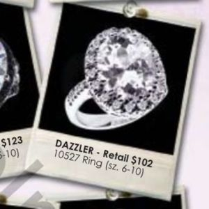 Jewels By Park Lane Dazzler Ring